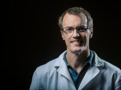 Movers & Shakers- Dr. Pete Clark